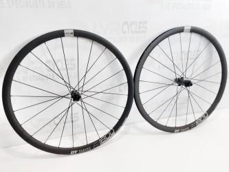 DT Swiss paire de roues...
