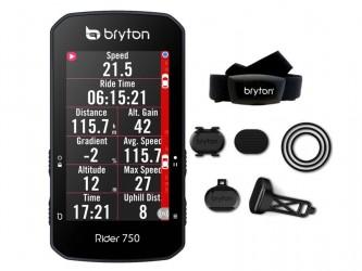 BRYTON GPS Rider 750 T +...