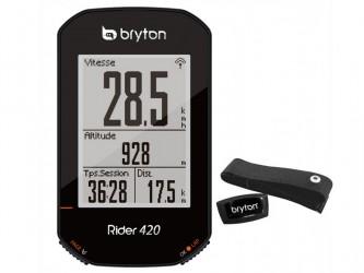BRYTON GPS Rider 420 H +...