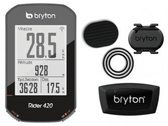 BRYTON GPS Rider 420T +...