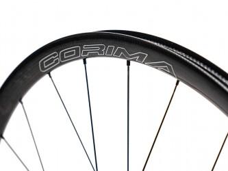 CORIMA Sticker roue 32mm et...