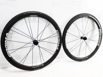 CORIMA roues en carbone WS...